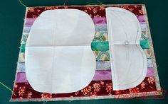 Patchwork glasses case, quilted, handmade, eyeglass case. Step by step photo tutorial.