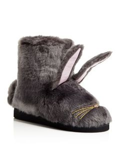 crosshoakley store ny lhxr  kate spade new york Bethie Bunny Slippers  Bloomingdale's