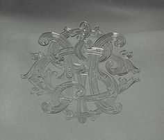Classic Hand Engraving & Jewelry - hand engraved monogram - Denver, CO, United States