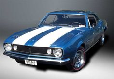 My 1st car was a 1967 Baby Blue camero with white convertible top and white interior...Wish I still had that car!!!!