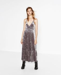 LONG DRESS-NEW IN-WOMAN | ZARA United States