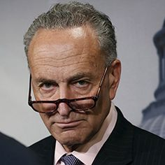 I'm amazed by the continuing stream of negativity Democratic Senate Minority Leader Chuck Schumer has been communicating to the American people.