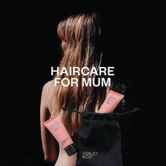 We have an awesome free gift for you to show your mum just how special she is.  Buy any two Ashley & Co items and get a free haircare pack of Peppy & Lucent Shampoo and Conditioner! #foramotherlikenoother #haircare #lovemum #ashleyandco #shutthefrontdoorstore