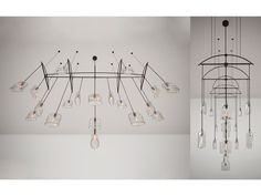Vote for Bow Chandelier by Alison Berger Glassworks for HOLLY HUNT in Interior Design's Best of Year Awards! #boy2014 https://boyawards.interiordesign.net/voting/product/bow-chandelier
