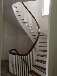 Stair At Main Entryhall | Treppenhaus | Pinterest | Project Projects,  Architecture And Studio