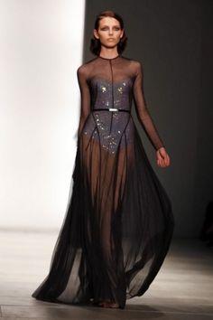 Marios Schwab @ London Womenswear S/S 2012 - SHOWstudio - The Home of Fashion Film