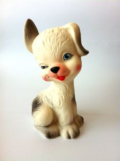 Vintage rubber toy 1959