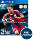 Pro Evolution Soccer 2015 - PRE-Owned - PlayStation 4, Multi, PREOWNED