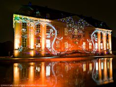 Since 2005, we transform #Berlin's #landmarks, buildings and places in a world full of #light #art, #projections, #videomappings and #illuminations. #Events, #tours and #activities around the theme of light make it itself an art piece. Over 2 m visitors and 1 bn media contacts account for the success of this event. The #festival has become one of the most famous art and #cultural events in #Germany. http://blog.zander-partner.de/wordpress/ #Schloss #Palace #Friedrichsfelde #FOL…