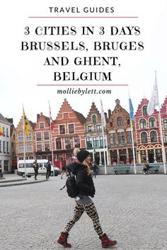Mollie Bylett | A Travel and Lifestyle Blog: 3 Cities in 3 days... My Solo Adventure through Brussels, Bruges and Ghent | Belgium