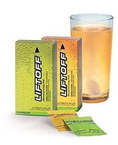 Don't use the gas station energy drinks! NOT HEALTHY! Herbalife Liftoff Tabs! Order today goherbalife.com/jenniferlyn