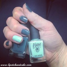 Bloom Cosmetics Emily Green Collection