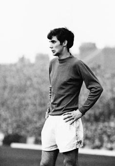 George Best made his Manchester United debut 14th September 1963. One of footballs all time greats.