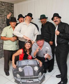 Roaring 20's Birthday Party Ideas   Photo 2 of 36   Catch My Party
