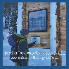 New Safety Flyer, ATC Avalanche Training Center Laax