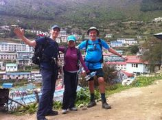 Everest Base camp trek #Namche Bazzar