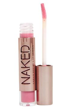 Urban Decay Ultra Nourishing Lip Gloss   #luxe #gloss and a rich #balm in one