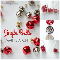 Jingle+Bells+Math+Station