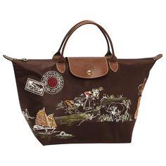Autour Da ha, Le Pliage, Longchamp special edition