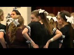 Navy Dad Surprises Daughter At Cheer Practice, Her Reaction Will Melt Yo...