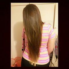 Own hair**