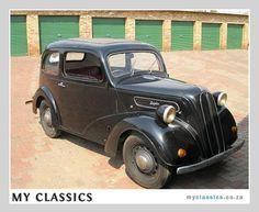 1949 FORD ANGLIA  classic car