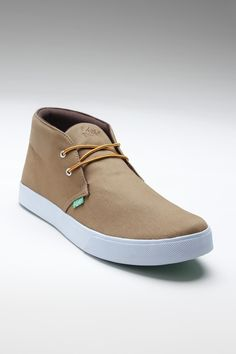 Shaheen Khaki Workwear Shoes / by KEEP