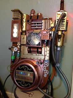 Steampunk Cosplay | Cogpunk Steamscribe