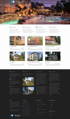 Seaview - Real Estate WordPress Theme.  GET IT HERE: https://creativemarket.com/7Theme/136789-Seaview-Real-Estate-WordPress?u=pushaloo