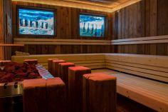 Sauna des Lindner Strand Hotel Windrose auf Sylt