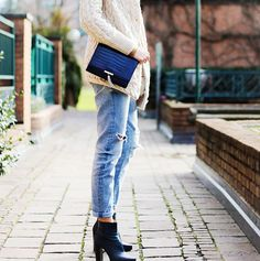 50 Amazing Winter Outfit Ideas to Try Now via @WhoWhatWearUK