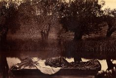 The Lady of Shalott, Henry Peach Robinson, 1861
