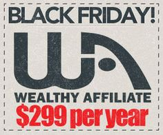 Wealthy Affiliate is the best place for anyone to learn everything they need to know about online marketing. This is my personal review. Read on.....