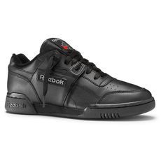 0a63b06d6d2 Reebok Men s Workout Plus Casual Sneakers from Finish Line - BLACK ...
