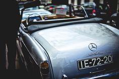 vintage. mercedes-benz.