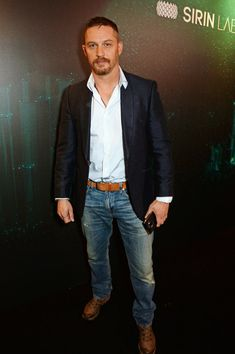 Tom F. Hardy Says He Constantly Changes Phones To Protect Himself & Family From Hackers!: Photo Tom Hardy is dapper as he poses for photographs at Sirin Labs Launches Solarin Celebration held at One Marylebone on Tuesday (May in London, England. Tom Hardy Haircut, Top Hollywood Movies, Tom Hardy Photos, Savile Row, My Tom, Irina Shayk, Kourtney Kardashian, Good Looking Men, Gorgeous Men