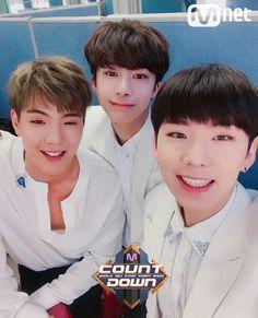 Shownu, Hyungwoon & Kihyun ❤