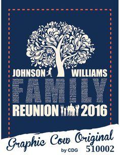 Family reunion t-shirt  #grafcow