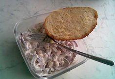 Tejfölös babsaláta Dairy, Cheese, Food, Essen, Meals, Yemek, Eten