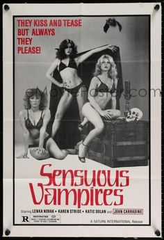 Classic Movie Posters, Classic Horror Movies, Horror Movie Posters, Horror Films, Film Posters, Russ Meyer, X Movies, Horror Monsters, Adventure Movies