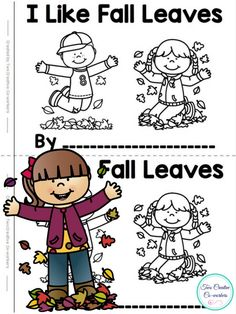 Fall FREEBIE for elementary classrooms! Sight word / high frequency word practice for Preschool, Kindergarten, or First Grade. Kindergarten Language Arts, Kindergarten Literacy, Classroom Activities, Classroom Ideas, Literacy Centers, Fall Preschool, Preschool Ideas, First Grade Reading, Autumn Activities