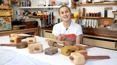 Making your own wooden mallet can be a fun project that adds to your tool chest.