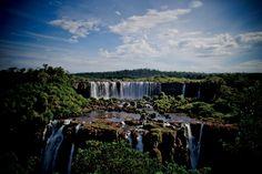 2012  Cataratas del Iguazú sin agua por sequía!