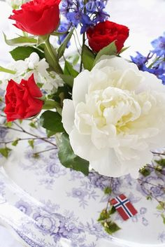17.05.16 Tuesday - Norwegian National/Independence Day