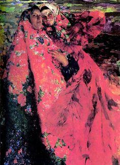 Russian Painter Filipp Malyavin (1869-1940)