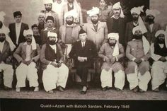 Qaid e azam founder of Pakistan.