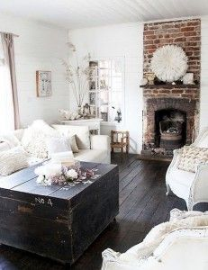 Brick Slips Fireplace Inspiration Gallery - Brick Slips