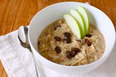 The Secret To Making The Best Bowl Of Oatmeal Ever