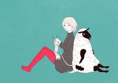 Sheep2015 by saitamy.deviantart.com