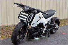 Honda Grom MSX125 Custom